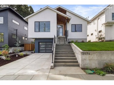 2076 NE Morgan St, Portland, OR 97211 - MLS#: 18005320