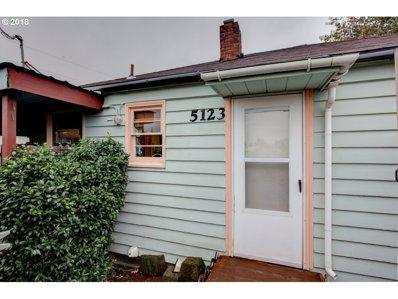 5123 NE 112TH Ave, Portland, OR 97220 - MLS#: 18006599