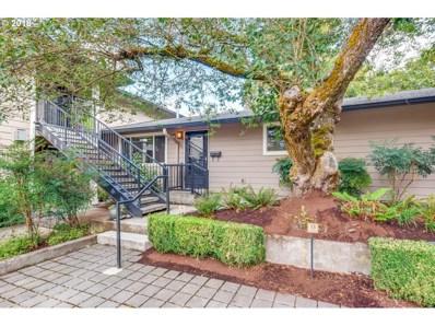 2931 SE Woodward St UNIT 10, Portland, OR 97202 - MLS#: 18009062