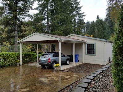 37600 Sunset St UNIT SP 2, Sandy, OR 97055 - MLS#: 18010822