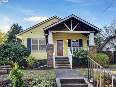 6823 SE 22ND Ave, Portland, OR 97202 - MLS#: 18012501