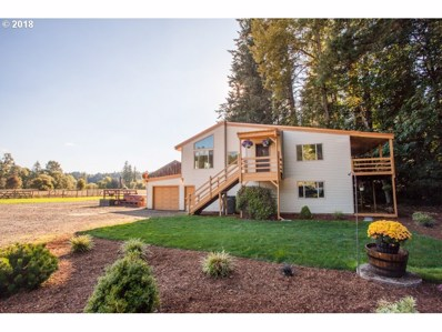 15761 S Gilchrist Rd, Mulino, OR 97042 - MLS#: 18013556