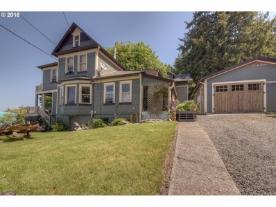 726 27th St, Astoria, OR 97103 - MLS#: 18015376