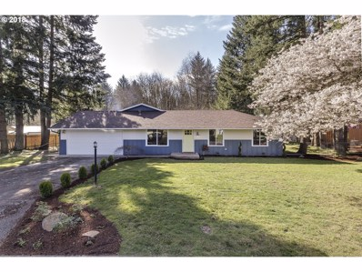 21875 S Foothills Ave, Oregon City, OR 97045 - MLS#: 18017117