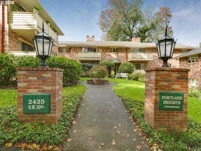 2425 SW 19TH Ave UNIT 7, Portland, OR 97201 - MLS#: 18022176