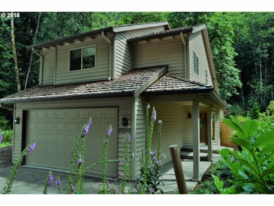 21550 E Hackett Creek Ct, Rhododendron, OR 97049 - MLS#: 18024334