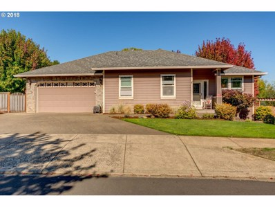 2537 NW Hillcrest Loop, McMinnville, OR 97128 - MLS#: 18034801