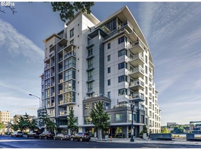 1310 NW Naito Pkwy UNIT 704A, Portland, OR 97209 - MLS#: 18036896