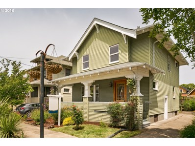 3755 SE Grant Ct, Portland, OR 97214 - MLS#: 18039434