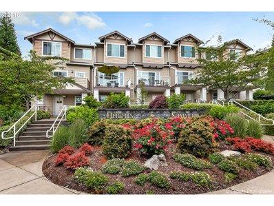 15060 SW Warbler Way UNIT 102, Beaverton, OR 97007 - MLS#: 18041907