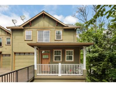 4936 SW Slavin Rd, Portland, OR 97239 - MLS#: 18046552
