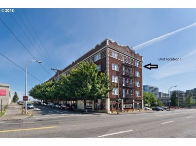 20 NW 16TH Ave UNIT 405, Portland, OR 97209 - MLS#: 18049080