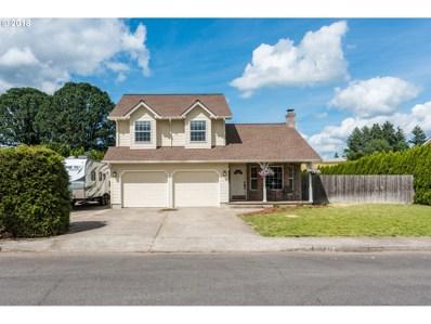 636 Cypress Ave, Dallas, OR 97338 - MLS#: 18049215
