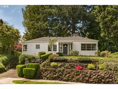 8025 SW 6TH Ave, Portland, OR 97219 - MLS#: 18051005