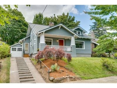1824 N Willamette Blvd, Portland, OR 97217 - MLS#: 18052407