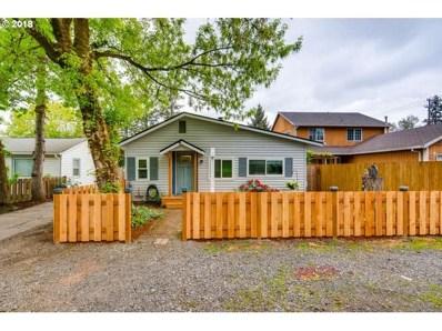 6721 SE Overland St, Milwaukie, OR 97222 - MLS#: 18052491