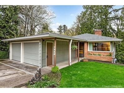 7900 SW Crestline Dr, Portland, OR 97219 - MLS#: 18053258