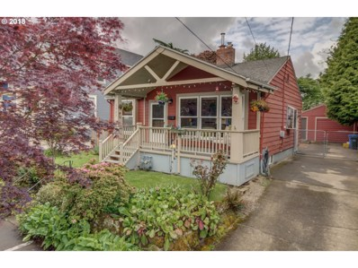 5923 SE 19TH Ave, Portland, OR 97202 - MLS#: 18053412