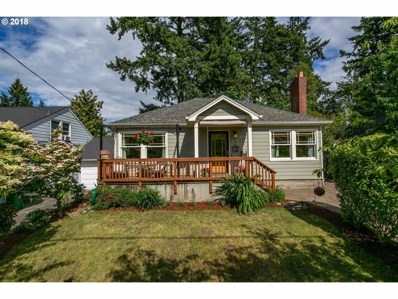 4142 NE 78TH Ave, Portland, OR 97218 - MLS#: 18054708