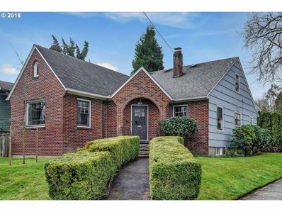 7605 SE 22ND Ave, Portland, OR 97202 - MLS#: 18057081