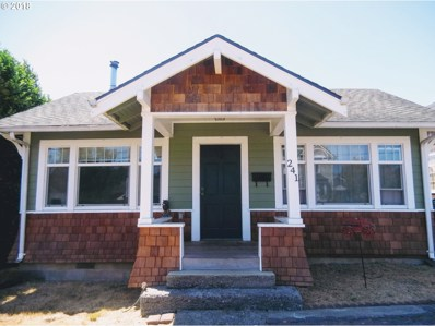 241 N Elliott St, Coquille, OR 97423 - MLS#: 18058065
