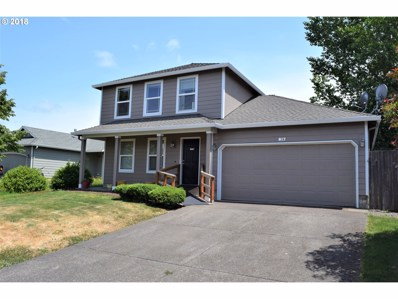 817 Griffin Dr, Monmouth, OR 97361 - MLS#: 18058332