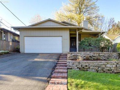 5006 SW Buddington St, Portland, OR 97219 - MLS#: 18063343