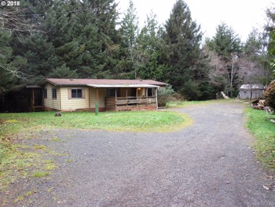 93654 Voorhees Ln, North Bend, OR 97459 - MLS#: 18064467