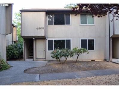 4908 SW Franklin Ave UNIT 5, Beaverton, OR 97005 - MLS#: 18070100