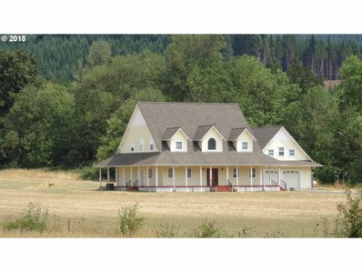 6430 Scotts Valley Rd, Yoncalla, OR 97499 - MLS#: 18075546