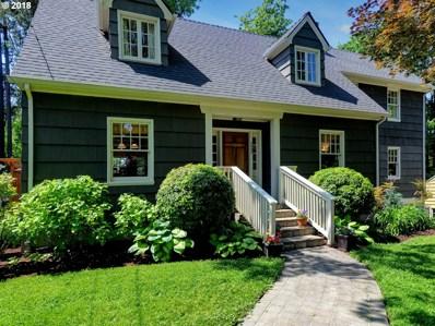 2655 SW Upper Drive Pl, Portland, OR 97201 - MLS#: 18079510