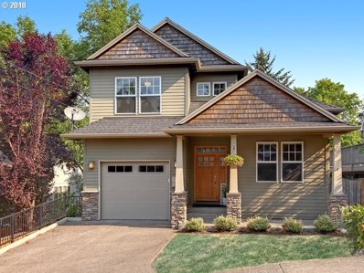 1337 SW Hume St, Portland, OR 97219 - MLS#: 18081943