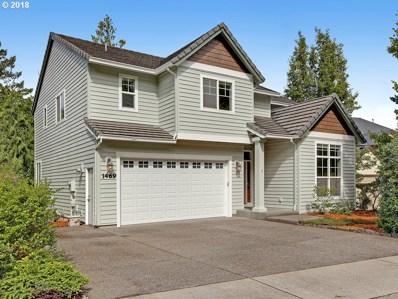 1469 NW Morgan Ln, Portland, OR 97229 - MLS#: 18090694