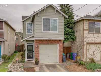 8526 N Haven Ave, Portland, OR 97203 - MLS#: 18090906