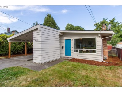8825 SE 32ND Ave, Milwaukie, OR 97222 - MLS#: 18094254