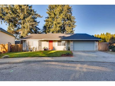 1262 S Cedar Loop, Canby, OR 97013 - MLS#: 18097279