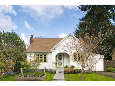 8606 N Seward Ave, Portland, OR 97217 - MLS#: 18097672