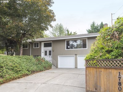 1780 SW 89TH Ave, Portland, OR 97225 - MLS#: 18103135