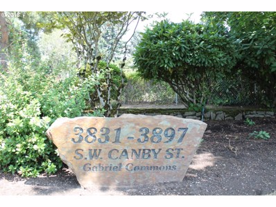 3863 SW Canby St, Portland, OR 97219 - MLS#: 18105649