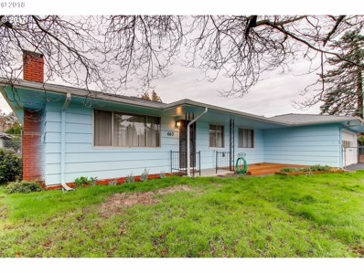 663 SE 175TH Pl, Portland, OR 97233 - MLS#: 18112096