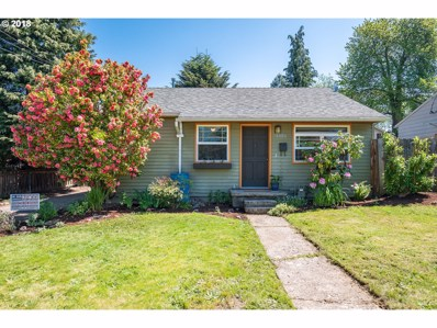 4404 NE 71ST Ave, Portland, OR 97218 - MLS#: 18112577