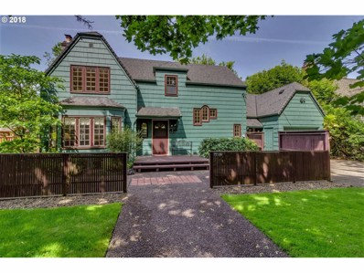 7719 SE 28TH Ave, Portland, OR 97202 - MLS#: 18117415