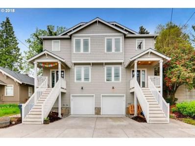 2022 SE Harold St, Portland, OR 97202 - MLS#: 18120748