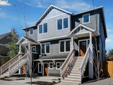 2019 SE Harold St, Portland, OR 97202 - MLS#: 18121945