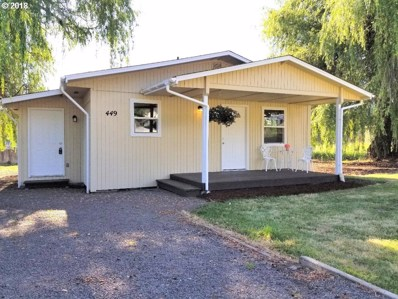 449 D St, Lowell, OR 97452 - MLS#: 18126120