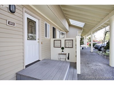 472 N Hayden Island Dr UNIT 104, Portland, OR 97217 - MLS#: 18127855