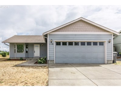 1253 41ST Ave, Sweet Home, OR 97386 - MLS#: 18131530