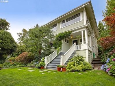 1616 SW Elizabeth St, Portland, OR 97201 - MLS#: 18134606