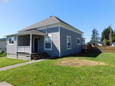 931 Maple, Myrtle Point, OR 97458 - MLS#: 18139205
