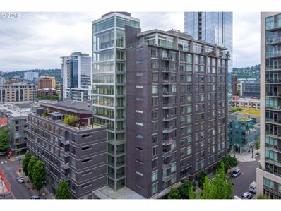 1255 NW 9TH Ave UNIT 1105, Portland, OR 97209 - MLS#: 18141787